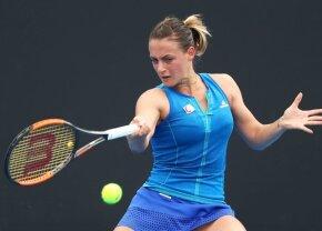 Ana Bogdan, eliminată în turul II la Shenezn » Kristyna Pliskova s-a impus în minimum de seturi