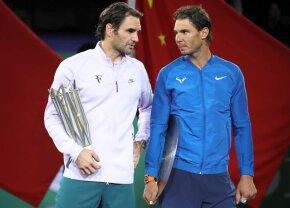 Un jucător din top 10 ATP a dezvăluit secretul longevităţii lui Federer şi Nadal »  `Asta îi face atât de buni!`