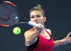 VIDEO Punctul cu care Simona Halep a uimit fanii tenisului: `Cum a trimis în teren de acolo?!`