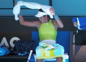 AUSTRALIAN OPEN // FOTO Cale liberă pentru Simona Halep » Două nume URIAȘE de pe jumătatea ei de tablou au fost eliminate! Implicații în lupta pentru locul 1 WTA