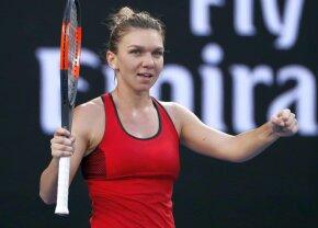 S-a anunțat programul zilei la Australian Open » Când începe meciul Simona Halep - Lauren Davis și când joacă Ana Bogdan