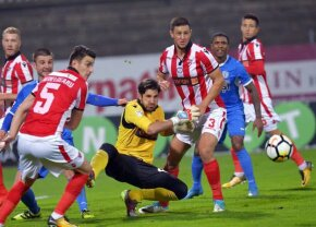 Dinamoviștii îl acuză pe Penedo după ce a ajuns în cantonament: `Ai și adeverință pentru banii pe care îi ceri?`