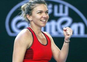 IMPECABILĂ! » Simona Halep a pulverizat-o pe Naomi Osaka și atinge cea mai bună performanță din carieră la Australian Open!
