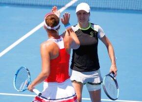 Performanță fantastică la Melbourne! Begu și Niculescu s-au calificat în semifinalele Australian Open