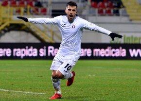 VIDEO 7 goluri într-un meci de poveste! Astra câștigă și își asigură în proporție de 80% locul în play-off