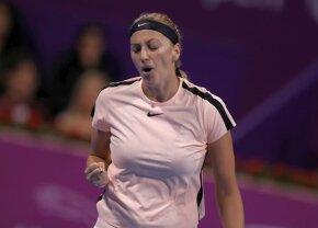 Kvitova o readuce pe Halep pe primul loc WTA de pe 26 februarie! Cum va arăta diferența dintre Wozniacki și Simona