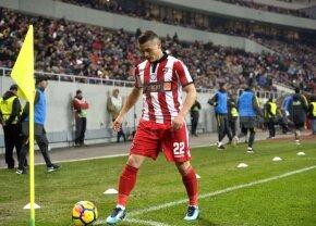 DINAMO - FCSB / Torje, devastat după egalul cu FCSB: