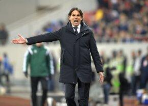 """LAZIO - FCSB // Obiectivul lui Inzaghi cu FCSB: """"Nu trebuie să mai primim gol! Putem da unul, trei mai greu"""""""