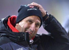 """EXCLUSIV Miriuță nu folosește un jucător pentru că îi este antipatic: """"Nu are vreo legătură cu performanțele sportive!"""""""