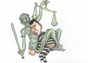 """FOTO Caricatura genială a lui Mierlă și comentariul lui Ștucan după sentințele din dosarul """"Mită pentru judecătoare"""": """"Mai josnică decât o prostituată de ultima speță"""""""