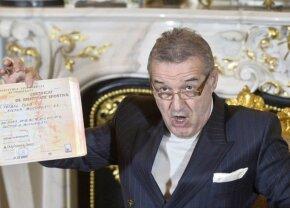 Talpan mai și pierde în fața lui Becali » Statul român, obligat să plătească despăgubiri către FCSB