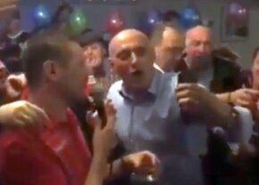 VIDEO Glorii vulgare » Florin Prunea și alți fotbaliști de legendă ai lui Dinamo o înjură pe Steaua pe ritm de manele