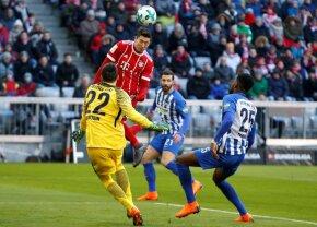 VIDEO + FOTO Bayern Munchen, primul pas greșit după 14 victorii consecutive » Toate rezultatele înregistrate astăzi