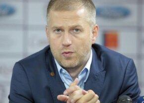 """Edward Iordănescu are un mesaj clar pentru Ioan Niculae: """"Sper că nu voi fi obligat să fac asta"""""""