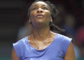 """Venus Williams e la pământ după eșecul contra Dariei Kasatkina: """"Cine renunță la trofee, trebuie să renunțe și la viață"""""""