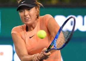 A mințit Sharapova? Care ar fi adevăratul motiv pentru care s-a retras de la Miami: