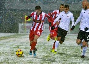 ULTIMĂ ORĂ LPF s-a decis! Când au fost reprogramate meciurile amânate din cauza ninsorii: Botoșani - Dinamo se joacă într-o marți