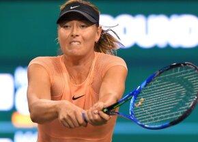 Maria Sharapova a răbufnit! Cum a reacționat după acuzele venite după retragerea de la Miami