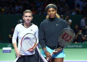 SIMONA HALEP LA MIAMI. Ce impresii i-a lăsat Serena liderului mondial după demonstrativul de azi-noapte