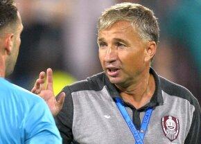 Petrescu e atenționat de un antrenor român: