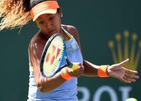 VIDEO Naomi Osaka e de neoprit » A pulverizat-o pe Serena Williams în turul I la Miami! Urmează un nou duel de foc