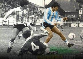 """VIDEO S-a stins """"Nebunul"""" campion mondial, """"cea mai frumoasă combinație între Maradona și Garrincha"""" » I-a dat gol și beat lui River!"""