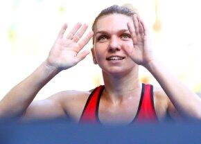 Răsfăț pentru Simona Halep după victoria cu Dodin + De ce îi amintește Miami de Constanța
