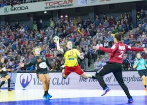 Victorie entuziasmantă pentru naționala U20 de handbal feminin » Pas uriaș spre calificarea la CM
