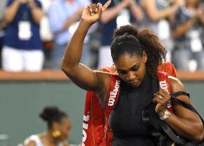 Serena Williams schimbă regulamentul în tenis » Anunțul făcut de președintele WTA