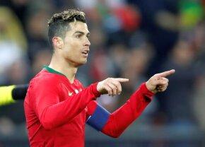 VIDEO Ronaldo e al 3-lea din toate timpurile! De câte goluri mai are nevoie portughezul pentru a deveni cel mai bun din istorie