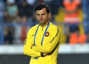 """Cuplu Gigi-Dică! Antrenorul a recunoscut implicarea lui Becali: """"Normal că m-a ajutat"""""""