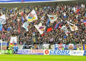 EXCLUSIV Două fotografii care decid războiul FCSB-Steaua! Cine câștigă la suporteri