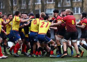 Pedepse dure pentru rugbyștii spanioli! Comisia Judiciară i-a sancționat după ce au ratat calificarea la CM
