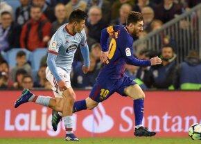 VIDEO Pas greșit pentru Barcelona! Catalanii s-au încurcat în meciul cu Celta Vigo » Premieră negativă în ultimii 16 ani