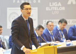 liveTEXT, FOTO + VIDEO // ACUM Se alege noul șef FRF » Au început discursurile candidaților: Ilie Drăgan, pus într-o situație incomodă