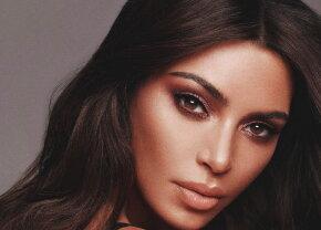 FOTO Kim Kardashian, topless în cea mai recentă fotografie