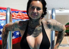 GALERIE FOTO Cel mai hot posterior brazilian îi aparţine lui Jemma Lucy