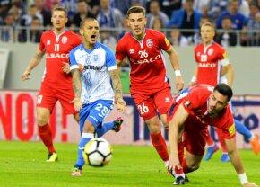 U Craiova transferă de la rivala din play-off » Cât trebuie să plătească pentru jucătorul care a răpus FCSB