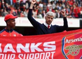 SPECIAL GSP // Mr. Arsènal » Wenger își ia rămas bun de la