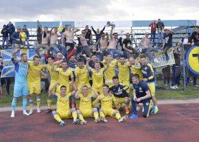 GALERIE FOTO Învie fotbalul! Imagini cu bucuria promovării Petrolului Ploiești în liga secundă