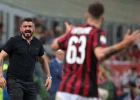 """Alin Toșca l-a scos din minți pe Gattuso: """"Arătăm ca o trupă muzicală! Parcă îi gâdilăm pe adversari"""""""
