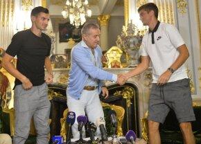 """Gică Hagi, anunț neașteptat la conferința de presă: """"Asta i-am zis lui Gigi Becali după meci"""" :)"""