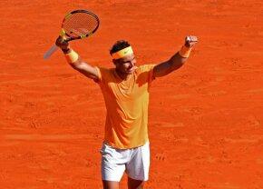 VIDEO+FOTO Nadal XI de Monte Carlo » Rafa l-a zdrobit pe Nishikori și a câștigat al 11-lea trofeu! Parcurs incredibil al spaniolului