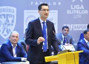 Cum a câștigat Răzvan Burleanu alegerile FRF » Înregistrarea audio a unei întâlniri secrete a intrat în posesia Gazetei Sporturilor!