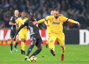 liveTEXT ACUM Meci cât un titlu în Serie A! Juventus - Napoli 0-0