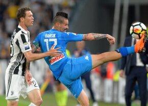 liveTEXT și FOTO Juventus - Napoli 0-0 » Meci cât un titlu în Serie A!