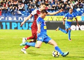 VIDEO Piedică moldavă » CFR Cluj ratează șansa de a o egala pe FCSB după un egal cu Poli, 1-1