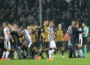 OFICIAL Comisia de Disciplină din Grecia a luat decizia FINALĂ în cazul lui PAOK » Ce se întâmplă cu echipa lui Lucescu Jr.
