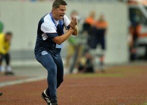 Replica lui Flavius Stoican pentru Dan Petrescu » De ce s-au bucurat ieșenii după punctul scos cu CFR Cluj