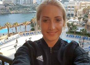 """EXCLUSIV Povestea specială a arbitrului Alina Peșu: """"Când eram mică jucam fotbal non-stop și spărgeam geamurile vecinilor"""""""